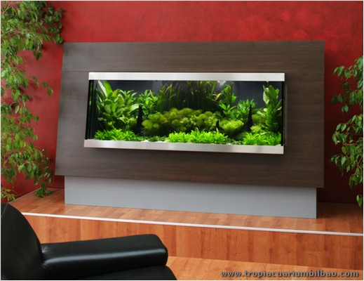 Acuario future lifestyle 550l theiling for Acuarios modernos